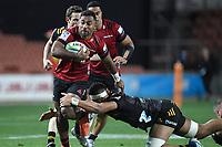1st August 2020, Hamilton, New Zealand;  Sevu Reece. Chiefs versus Crusaders, Super Rugby Aotearoa, FMG Waikato Stadium, Hamilton, New Zealand.