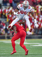 NCAA FOOTBALL: Ohio State vs Maryland