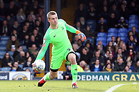 Patrik Gunnarsson of Southend United during Southend United vs Bristol Rovers, Sky Bet EFL League 1 Football at Roots Hall on 7th March 2020