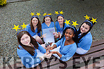 Presentation Secondary School in Tralee won the top prize of €5,000 at the national final of AIB's Build a Bank Challenge held in the RDS in Dublin on Thursday. Pictured were: Ciara Donnelly, Katie Ahern, Lauren Kelly, Sarah Kilgallen,Laura O'Connell and Aisha Lawal.