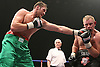 Tyson Fury (Wilmslow, green shorts) defeats Lee Swaby (Lincoln, black shorts) in a heavyweight contest at the Aston Events Centre, Birmingham, promoted by .Hennessy sports - 14/03/09 - MANDATORY CREDIT: Chris Royle/TGSPHOTO - Self billing applies where appropriate - Tel: 0845 094 6026.Tyson Fury (Wilmslow, green shorts) defeats Lee Swaby (Lincoln, black shorts) in a heavyweight contest at the Aston Events Centre, Birmingham, promoted by .Hennessy sports - 14/03/09 -