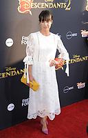 www.acepixs.com<br /> <br /> July 11 2017, LA<br /> <br /> Constance Zimmer arriving at the premiere of Disney Channel's 'Descendants 2' on July 11, 2017 in Los Angeles, California. <br /> <br /> By Line: Peter West/ACE Pictures<br /> <br /> <br /> ACE Pictures Inc<br /> Tel: 6467670430<br /> Email: info@acepixs.com<br /> www.acepixs.com