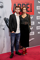 Raul Arevalo and Melina Matthews attends to ARDE Madrid premiere at Callao City Lights cinema in Madrid, Spain. November 07, 2018. (ALTERPHOTOS/A. Perez Meca) /NortePhoto.com