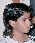 Sage Stallone.in Los Angeles, California..September 1988.
