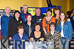Iveragh Park residents at the Killorglin Community and Volunteer Fair in Killorglin CYMS on Thursday night front row l-r: Maureen Galvin, Margaret Wrenn, Tracy Cronin. Back row: Joseph Crowe, Kathleen Bailey, Margaret O'Sullivan, John Sheehan, Jerimiah Griffin, Kathleen Morriss, Margaret Mangan and Kerry Anne Dwyer    Copyright Kerry's Eye 2008