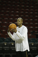 01-23-2005 Seattle SuperSonics Practice