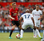Darren Fletcher in action during the Michael Carrick Testimonial match at the Old Trafford Stadium, Manchester. Picture date: June 4th 2017. Picture credit should read: Simon Bellis/Sportimage