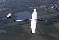 Segelflug, Delphin 3, Fowler