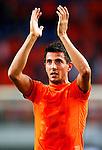 Nederland, Amsterdam, 26 mei 2012.Seizoen 2011/2012.Oefeninterland.Nederland-Bulgarije 1-2.Stanislav Manolev van Bulgarije