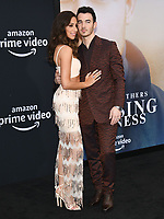 """02 June 2019 - Westwood Village, California - Danielle Jonas, Kevin Jonas. Amazon Prime Video """"Chasing Happiness"""" Los Angeles Premiere held at the Regency Village Bruin Theatre. <br /> CAP/ADM/BB<br /> ©BB/ADM/Capital Pictures"""