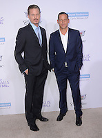 11 June 2016 - Los Angeles. Eric Dane, Justin Chambers. Arrivals for the 15th Annual Chrysalis Butterfly Ball held at a Private Mandeville Canyon Residence. Photo Credit: Birdie Thompson/AdMedia