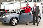 Darragh Brennan, Boyne Cars and Frans van der Werff, Managing Director Boyne Cars...Photo NEWSFILE/Jenny Matthews.(Photo credit should read Jenny Matthews/NEWSFILE)....This Picture has been sent you under the condtions enclosed by:.Newsfile Ltd..The Studio,.Millmount Abbey,.Drogheda,.Co Meath..Ireland..Tel: +353(0)41-9871240.Fax: +353(0)41-9871260.GSM: +353(0)86-2500958.email: pictures@newsfile.ie.www.newsfile.ie.FTP: 193.120.102.198.