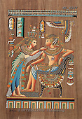 Interlitho, MODERN, Fantasy, paintings, couple, egyptian symbols, KL4347,#N# illustrations, pinturas