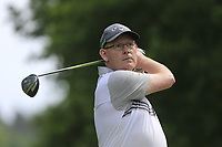 James McLoughlin (Portumna) during the final of the 2018 Connacht Stroke Play Championship, Portumna Golf Club, Portumna, Co Galway.  10/06/2018.<br /> Picture: Golffile | Fran Caffrey<br /> <br /> <br /> All photo usage must carry mandatory copyright credit (&copy; Golffile | Fran Caffrey)