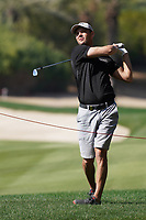 Martin Kaymer (GER) on the 2nd during the Pro-Am of the Abu Dhabi HSBC Championship 2020 at the Abu Dhabi Golf Club, Abu Dhabi, United Arab Emirates. 15/01/2020<br /> Picture: Golffile | Thos Caffrey<br /> <br /> <br /> All photo usage must carry mandatory copyright credit (© Golffile | Thos Caffrey)
