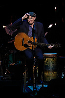 Los Angeles, CA - NOV 07:  James Taylor performs at 'Joni 75: A Birthday Celebration Live At The Dorothy Chandler Pavilion' on November 07 2018 in Los Angeles CA. Credit: CraSH/imageSPACE/MediaPunch
