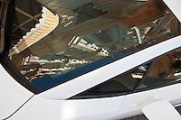 Europe/France/Provence-Alpes-Côte d'Azur/06/Alpes-Maritimes/Cannes: Lamborghini devant l'Hôtel Carlton