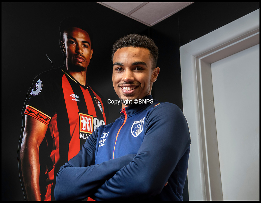 BNPS.co.uk (01202)558833Pic:  PhilYeomans/BNPS<br /> <br /> Sun Sport - Junior Stanislas - AFC Bournemouth<br /> <br /> Who: Junior Stanislas<br /> Where: Vitality Stadium, Bournemouth<br /> When: Friday 18th January @ 1pm<br /> Reporter: Tom Barclay - 07989 425 408
