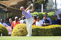 Gonzalo Fedz-Castano (ESP) in action during the first round of the Magical Kenya Open presented by ABSA, played at Karen Country Club, Nairobi, Kenya. 14/03/2019<br /> Picture: Golffile | Phil Inglis<br /> <br /> <br /> All photo usage must carry mandatory copyright credit (&copy; Golffile | Phil Inglis)