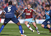 02/05/16 Sky Bet League Championship  Burnley v QPR<br /> Scott Arfield attack