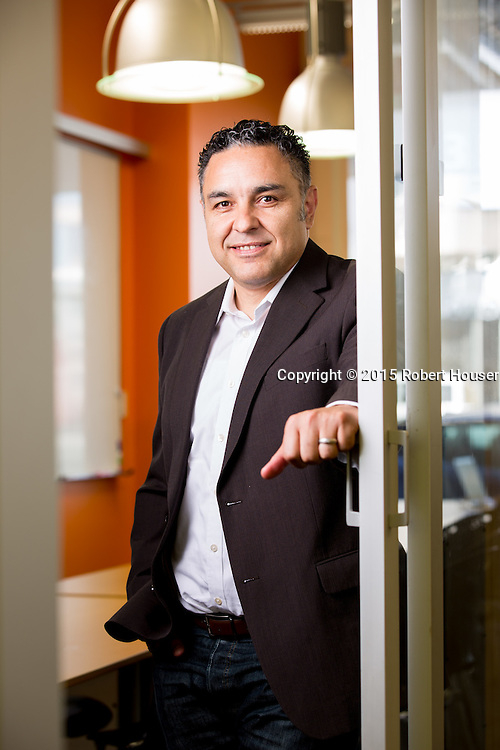 Portrait of Jose Quinonez - CEO - Mission Asset Fund