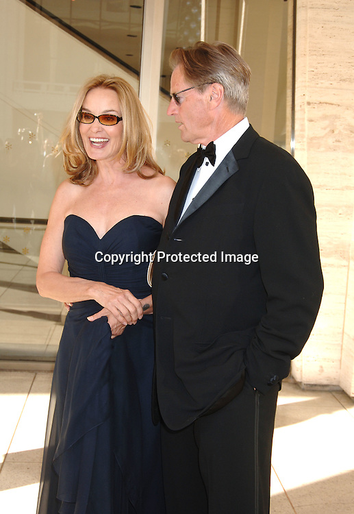 Jessica Lange and Sam Shepard ..at The Film Society of Lincoln Center honoring Jessica Lange on April 17, 2006 at Avery Fisher Hall...Robin Platzer, Twin Images