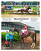 Reverend Green winning before being disqualified at Delaware Park on 5/18/15