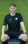 St Johnstone FC Season 2017-18 Photocall<br />Stewart MacFarlane U20 Sports Scientist<br />Picture by Graeme Hart.<br />Copyright Perthshire Picture Agency<br />Tel: 01738 623350  Mobile: 07990 594431