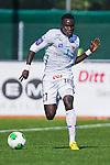 V&auml;llingby 2013-07-06 Fotboll Allsvenskan , IF Brommapojkarna - Kalmar FF :  <br /> Kalmar 27 Papa Alioune Diouf <br /> (Foto: Kenta J&ouml;nsson) Nyckelord:  portr&auml;tt portrait