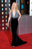 Nicole Kidman<br /> at the 2017 BAFTA Film Awards held at The Royal Albert Hall, London.<br /> <br /> <br /> ©Ash Knotek  D3225  12/02/2017