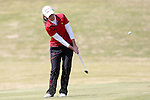 16 April 2016: Louisville's Molly Skapik. The Second Round of the Atlantic Coast Conference's Womens Golf Tournament was held at Sedgefield Country Club in Greensboro, North Carolina.