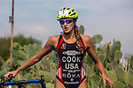 Catania (ITA), 25/10/15  - Summer Cook (USA) at 2015 Catania ETU Triathlon European Cup and Mediterranean Championships, . (Ph. Riccardo Giardina)