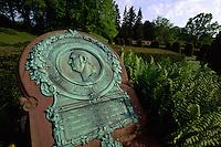 Deutschland, Hamburg, Friedhof Ohlsdorf, Althamburger Gedächnisfriedhof