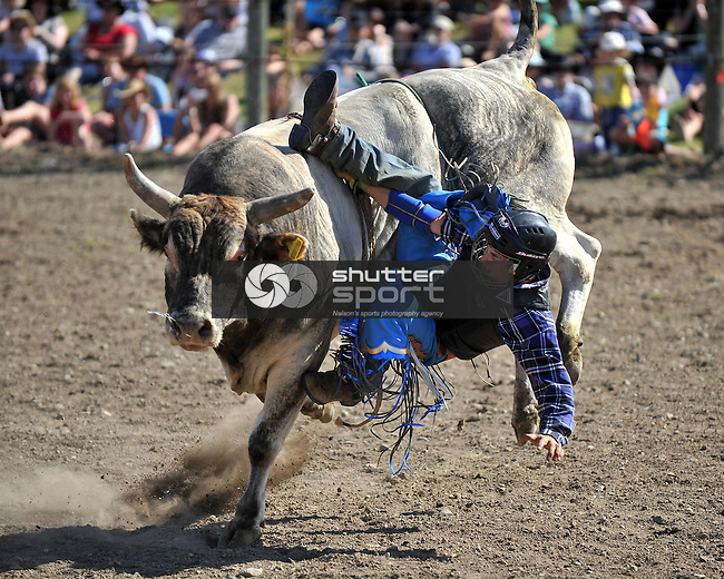 Richmond Rodeo, 14 January 2012, Photographer: Barry Whitnall - shuttersport