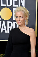 Gillian Anderson at the 75th Annual Golden Globe Awards at the Beverly Hilton Hotel, Beverly Hills, USA 07 Jan. 2018<br /> Picture: Paul Smith/Featureflash/SilverHub 0208 004 5359 sales@silverhubmedia.com