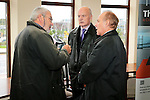 ICE Penarth Marina Plaque Unveiling.<br /> 14.10.13<br /> <br /> &copy;Steve Pope-FOTOWALES