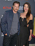 "Jason Lewis 114 arrives at the LA Premiere Of Netflix's ""Murder Mystery"" at Regency Village Theatre on June 10, 2019 in Westwood, California"