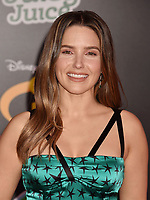 HOLLYWOOD, CA - JUNE 05: Sophia Bush attends the premiere of Disney and Pixar's 'Incredibles 2' at the El Capitan Theatre on June 5, 2018 in Los Angeles, California.<br /> CAP/ROT/TM<br /> &copy;TM/ROT/Capital Pictures