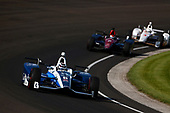 Verizon IndyCar Series<br /> Indianapolis 500 Practice<br /> Indianapolis Motor Speedway, Indianapolis, IN USA<br /> Tuesday 16 May 2017<br /> Max Chilton, Chip Ganassi Racing Teams Honda<br /> World Copyright: Phillip Abbott<br /> LAT Images<br /> ref: Digital Image abbott_indyP_0517_11459