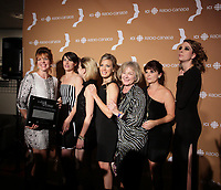 September 15 2013 -  the actresses from UNITE 9  atttend the GEMEAUX Gala.