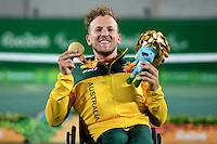 2016 Rio_Para - Wheelchair Tennis