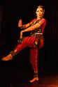 "Edinburgh, UK. 02.08.2016. Alba Flamenca presents ""India Flamenco"", as part of the Edinburgh Festival Fringe.  Picture shows: Gabriela Albornoz. Photograph © Jane Hobson."