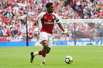 Alex Iwobi of Arsenal during the The FA Community Shield match at Wembley Stadium, London. Picture date 6th August 2017. Picture credit should read: Charlie Forgham-Bailey/Sportimage