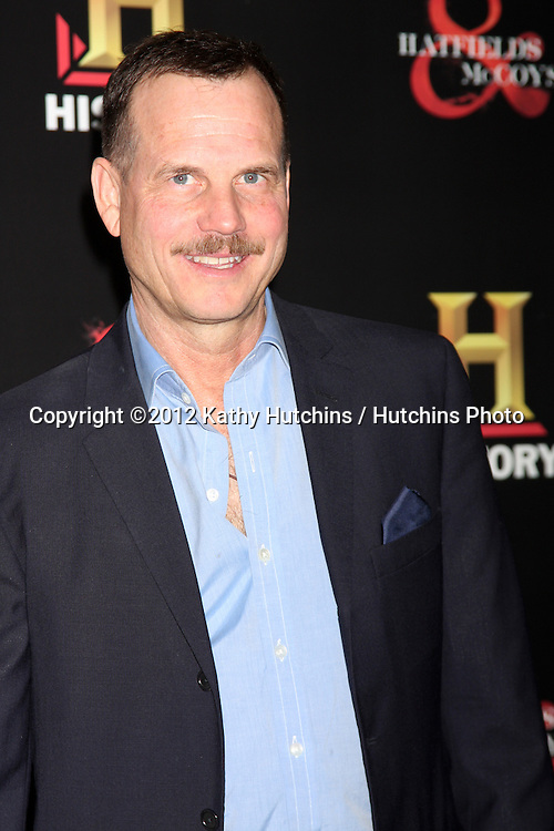 """LOS ANGELES - SEP 22:  Bill Paxton arrives at the """"HATFIELDS & McCOYS"""" Pre-Emmy Party. at SOHO Club on September 22, 2012 in West Hollywood, CA"""