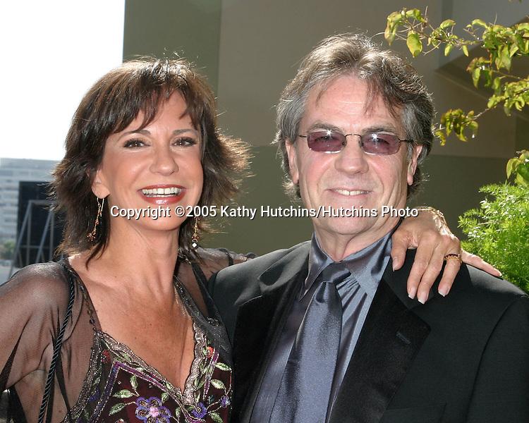 Jess Walton and Husband John James.Daytime Creative Arts Emmys.Hollywood & Highland Grand Ballroom.Los Angeles, CA.May 14, 2005.©2005 Kathy Hutchins / Hutchins Photo