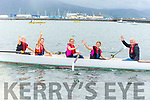 Action from the Fenit Regatta on Sunday