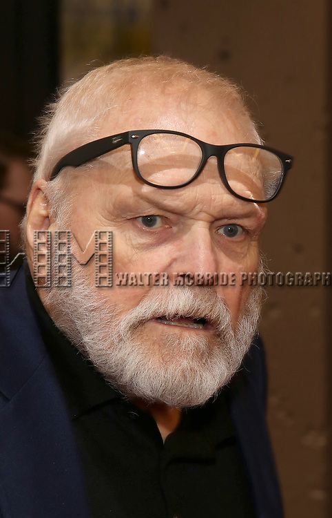 Brian Dennehy attends the Broadway Opening Night Performance of 'Present Laughter' at St. James Theatreon April 5, 2017 in New York City