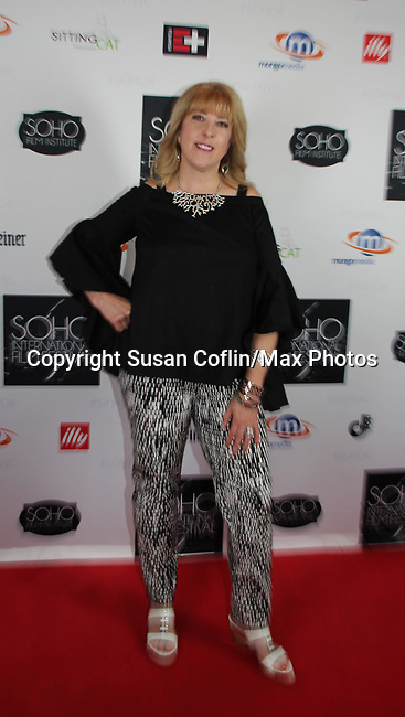 -  Seeing is Believing: Women Direct at its East Coast Premiere at Soho International Film Festival on June 19, 2017 in New York City, New York.(Photos by Sue Coflin/Max Photos) Suzanne Curry