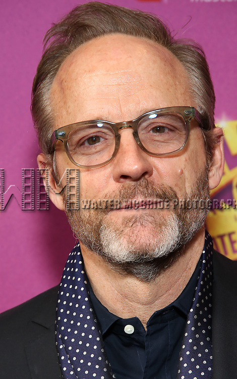John Benjamin Hickey attends the Broadway Opening Performance of 'Charlie and the Chocolate Factory' at the Lunt-Fontanne Theatre on April 23, 2017 in New York City.