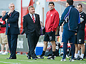25/09/2010   Copyright  Pic : James Stewart.sct_jsp031_hamilton_v_kilmarnock  .:: HAMILTON BOSS BILLY REID AT THE END OF THE GAME ::.James Stewart Photography 19 Carronlea Drive, Falkirk. FK2 8DN      Vat Reg No. 607 6932 25.Telephone      : +44 (0)1324 570291 .Mobile              : +44 (0)7721 416997.E-mail  :  jim@jspa.co.uk.If you require further information then contact Jim Stewart on any of the numbers above.........